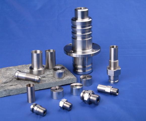 Precise machining manufacturing
