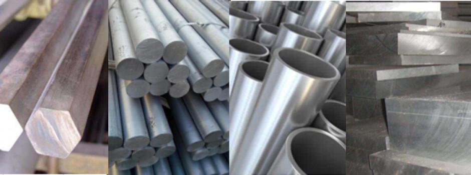 material of Aluminium machined parts